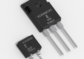 SiC schottky diodes with current ratings from 6-40A at APEC 2019