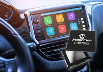 SmartHub enables faster data rates in infotainment systems