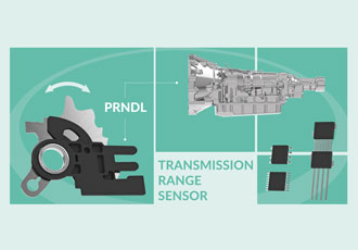 Triaxis hall position sensors provide dual-output options