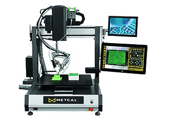 Reduce risk and increase productivity with robotic soldering