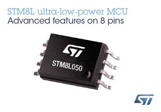 Low power MCU features analogue and DMA in low cost package
