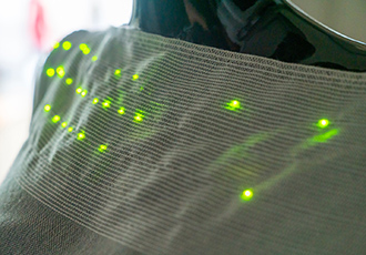 Project to pave way for first wearable textiles computer