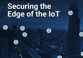 Partnership to protect the edge of IoT