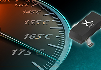 Diodes and transistors suitable for high temperature applications