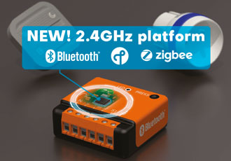 CES 2019: 2.4GHz platform designed for Bluetooth and Zigbee