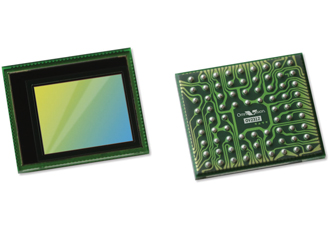 Sensor designed for driver state monitoring and viewing applications