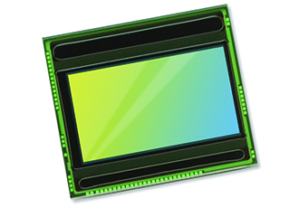 Automotive image sensor for cabin monitoring segment