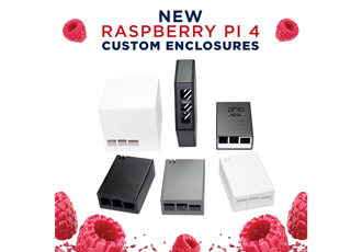 New Raspberry Pi 4 enclosures brought to market within days