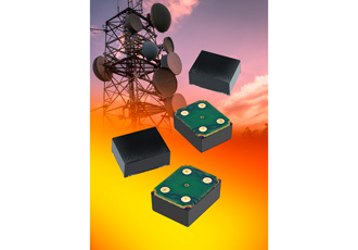 Surface mount oscillators designed for high stability applications