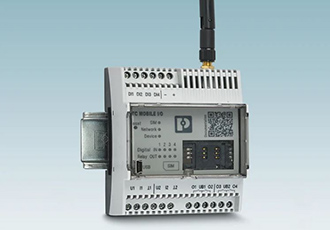 Electronic alarm annunciator with 4G