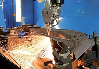 Powerful laser to boost car manufacturing