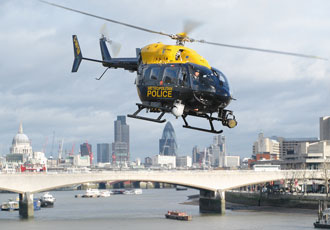 NPAS selects Airbus for helicopter fleet support and maintenance