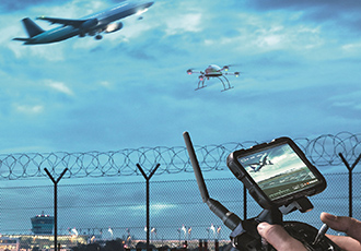 Every second counts when countering drones