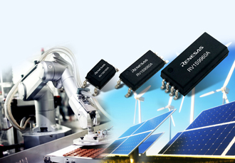 Family of photocouplers deliver low threshold input current