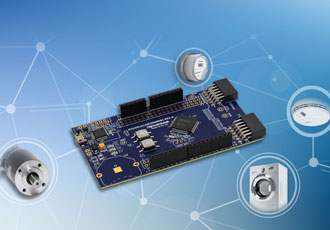 Low power prototyping board to simplify IoT endpoint equipment