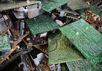 Waste electronics – costly, complex and far from comfortable