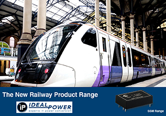 Surge suppression modules for railway applications