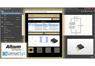 Duo to deliver integrated platform for PCB footprints and 3D models