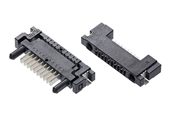 SlimStack floating connectors increase reliability