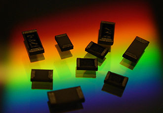 RPC-UP ultra-high power pulse withstanding chip resistors