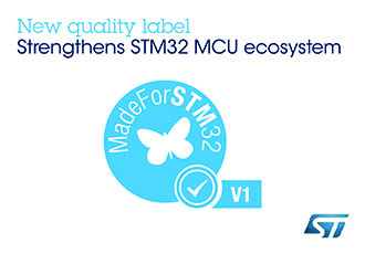 Strengthening the microcontroller ecosystem with quality label