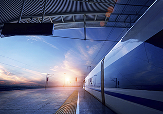 Surge arrester solution opens valuable train rooftop space