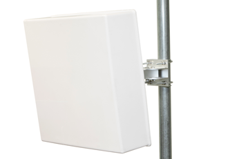 New flat panel TVWS antenna launched