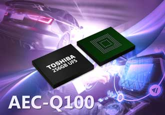 Embedded flash memory products designed for automotive applications