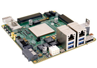 Embedded system board accelerates development of AI