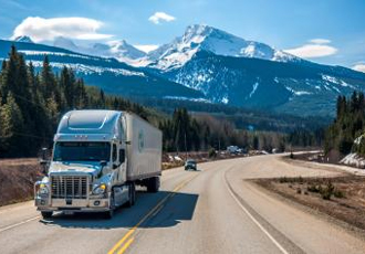 Connected trucks move into the fast lane