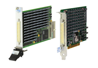 High accuracy PXI/PCI precision resistor modules offer long life