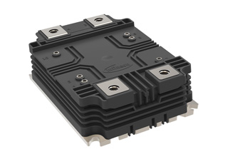 Power module designed for compact and scalable inverter designs