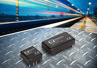 Wide range input DC/DC converters for railway