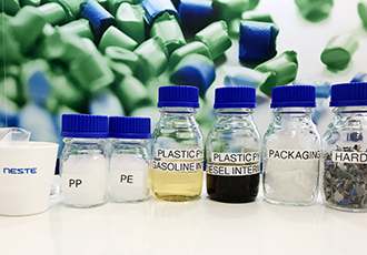 Commercial-scale production of bio-based plastic achieved