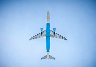 How can the aviation industry adopt cleaner and greener fuel?