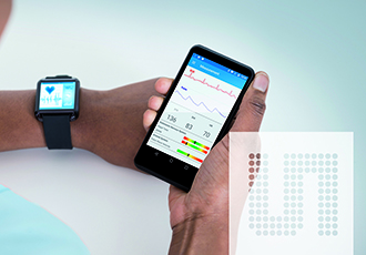 Smart health sensor brings medical-grade monitoring to smartphones