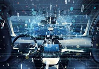 What are the trends in autonomous vehicle security?