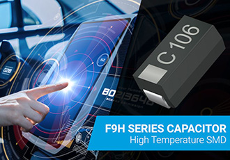 Superlative series of tantalum capacitors for automotive