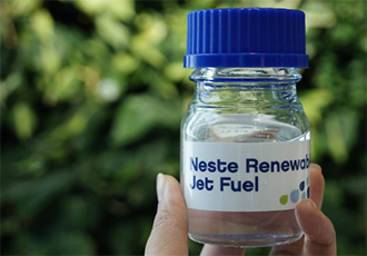 Sustainable aviation fuel ready for delivery to Sweden