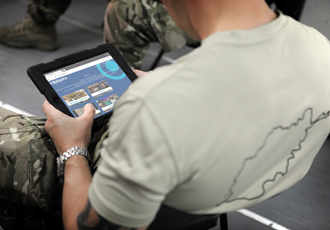 WiFi technology used in remote areas on show at DSEI