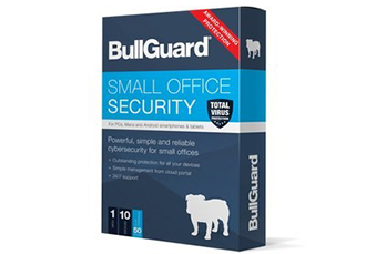 Small office security to protect businesses from cyber threats