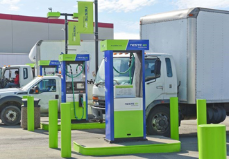 Bio-based diesel fuels deliver carbon emission reductions