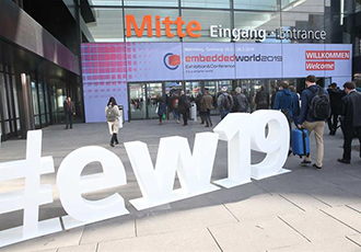 Records broken at embedded world 2019