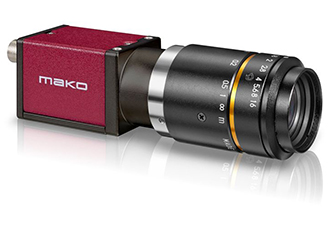 Camera with polarisation sensor technology