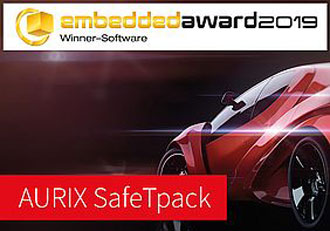 SafeTpack enables implementation of safety requirements with AURIX