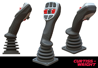 Heavy-duty multi-function grip with four rollers