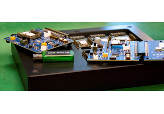 Embedded connectivity product line provides hardware and software