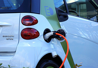 Mobile, rapid EV charging station delivered