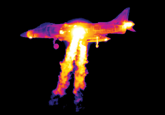 Collecting thermal data at high speeds
