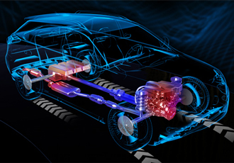 Insights on thermal optimisation of electrified powertrains
